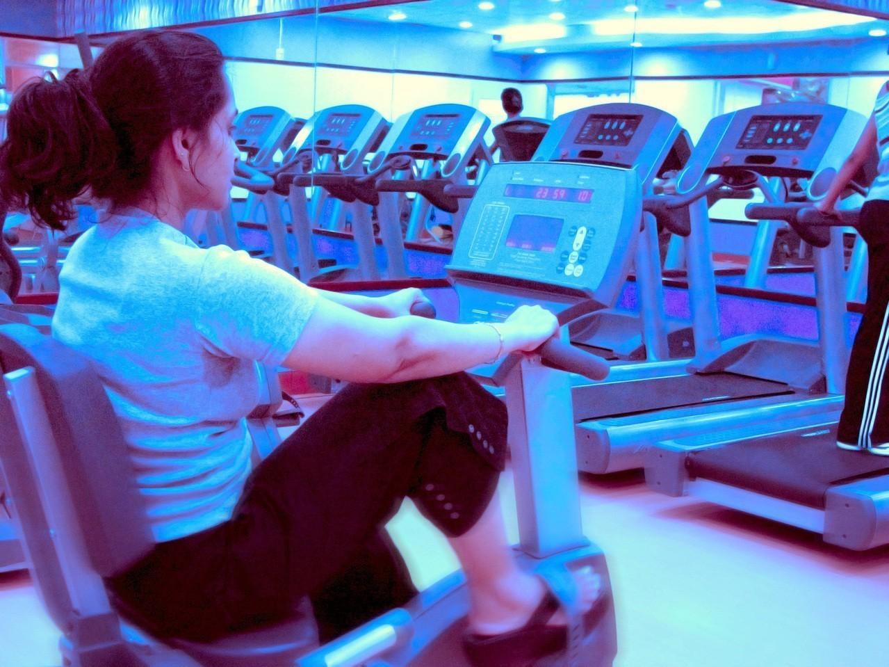 Ćwiczenia fizyczne w domu