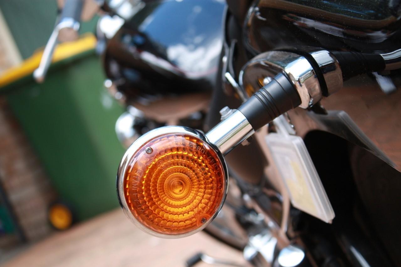 BMW R32 – motor, czy jednak rower